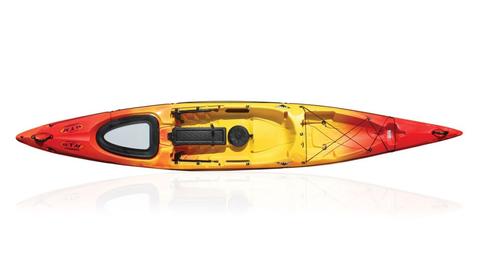 Kayak monoplace, avec Sur Mer Bréhat