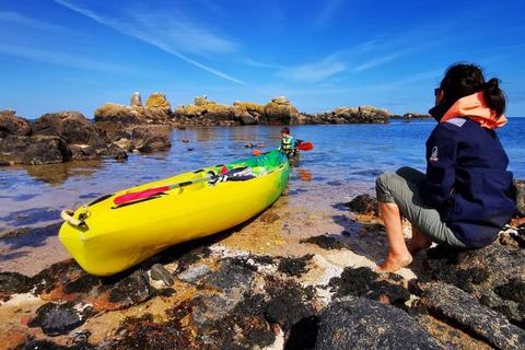 Billetterie en ligne, prestation location kayak, Compagnie Sur Mer Bréhat