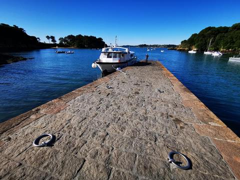 Photo Bigorneau au port-clos, prestation Traversée directe Île de Bréhat, Compagnie Sur Mer Bréhat